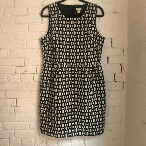 J.Crew Factory Shift Dress